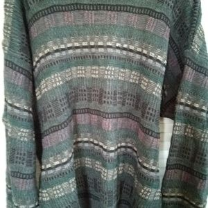 Vintage 80-90's  Oversized Grandpa Sweater Large